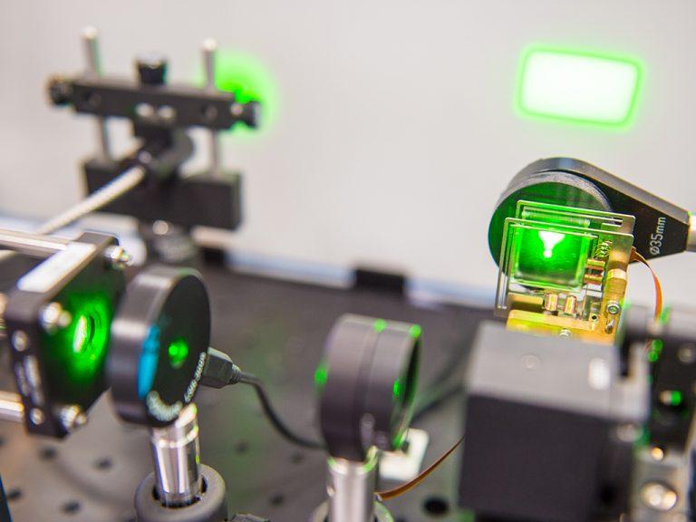 Laser World Of Photonıcs